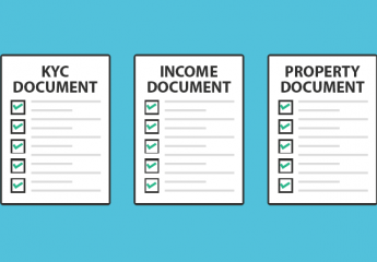 Document checklist while applying for a home loan